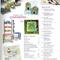 CLOTH PAPER SCISSORS, Craft De-stash, May/June 2008, Issue 18