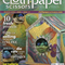 CLOTH PAPER SCISSORS, Craft destash, March/April 2008, Issue 17