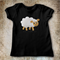 Sheep Applique Pattern PDF Template Lamb Applique Design