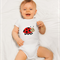 Ladybug Applique Pattern. Ladybird PDF Template. Lady Beetle Bug Applique Design