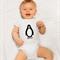 Penguin Applique Template, Bird, Animal, DIY, PDF Pattern for Children