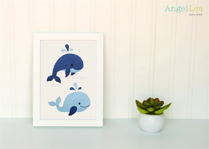 whale applique template pdf applique pattern jumping whale and