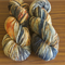 """Bamboo Sock (Wool/Bamboo/Silk) """"3am"""" Hand Dyed Yarn"""