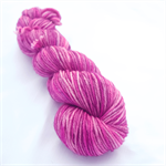 "Nyasa Aran ""Disco Barbie"" Hand Dyed Yarn"