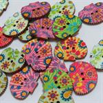 20 Fan Buttons