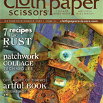 CLOTH PAPER SCISSORS, Nov/Dec 2007 Issue 15