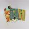 String tie medium envelopes, journal pocket, money envelope, ephemera storage