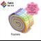 "20 x 2.5"" Pastels Jelly Roll, Precut Fabric Strips, Cotton"