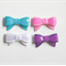 4 x sparkly bows