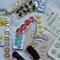 assorted vintage and modern collectable buttons
