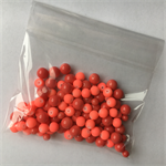 100gm coral beads