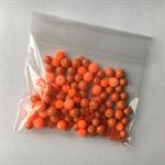 85gm orange beads