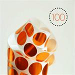 Copper Foil Circle {25mm} Stickers {100} Seals | DIY Supplies