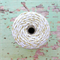 Super Chunky {30ply} Gold Twine {5.0m} | Gold White Bakers Twine or Cord