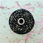 Super Chunky {30ply} Black Twine {5.0m} | Black Gold Bakers Twine or Cord
