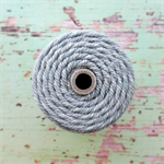 Super Chunky {30ply} Grey Twine {5.0m} | Grey Silver Bakers Twine or Cord
