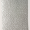 10 x pieces of embossed shimmer card - silver