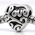 Love Heart Beads