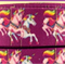 1 Metre, CAROUSEL, Horse, 22mm, Grosgrain Ribbon, 7/8, Crafts, Hair