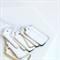 Mini Silver Tags {20} Silver Edged Tags | Silver Tags | Jewelry Tags