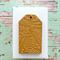 Kraft Brown Tags {10} | Foliage Tags | Embossed Tags | Winter Tags | SALE