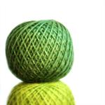Chunky Grass Green Twine {10m} | Chunky Twine | Rustic Green Twine