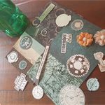 Back in Time Paper Embellishment pack 4