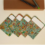 Library Pockets, Swimmers, Journal Card Pocket, Scrapbook Page Embellishments