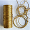 Spool Gold Bakers Twine {10m} | Gold Metallic Twine | Sparkly Gold Twine