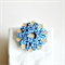 Blue + White Bakers Twine {10m} | Pink Striped Twine | Baby Boy Party | DIY