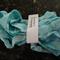Hand Dyed Crinkle Ribbon - Broken China