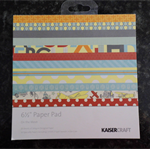 Kaisercraft Paper Pad - On The Move