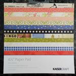 Kaisercraft Paper Pad - Miss Match