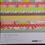 Kaisercraft Paper Pad - Save The Date