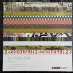 Kaisercraft Paper Pad - Attitude