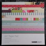 Kaisercraft Paper Pad - Telegraph Road