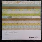 Kaisercraft Paper Pad - Heirloom
