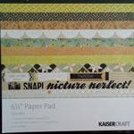 Kaisercraft Paper Pad - Take Note
