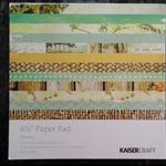 Kaisercraft Paper Pad - Paradiso