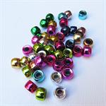 100 Acrylic Beads