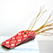 Red Pattern Tags {10} | Red Print Tags | Christmas in July