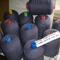 2 PLY WOOL Yarn (11 cones @ 18kg - 600/2 tex) Weaving Tapestry Rugs