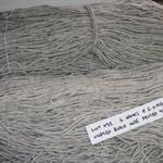 BLACK CORE FELTED WOOL Yarn (4 hanks @ 6kg - 2500 tex) Weaving Tapestry Rugs