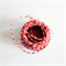 Festive Red and White Twine {20.0m} Thin Cotton Stripe Bakers Twine {4ply}