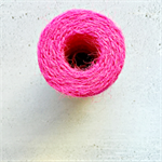 Chunky Neon Pink Twine {10.0m} | Jute Twine | Chunky Twine | Neon Pink Twine