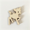 Cute Bambi wood shapes