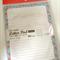 Floral letter pad