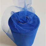 "Royal Blue Tulle 100yard roll x 6"" wide - tutu making"