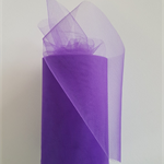 "Purple Tulle 100yard roll x 6"" wide - tutu making"