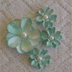 Hand Made Paper Flowers